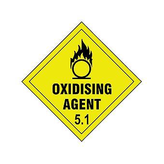 Scan Oxidising Agent 5.1 SAV - 100 x 100mm SCA13729