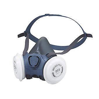 Moldex Series 7000 Half Mask (Medium) 2 x P3 R Filters 703201