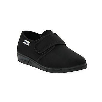 Emanuela 655 black slipper shoes