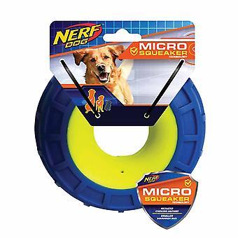 Nerf Dog Micro Squeak Exo Ring