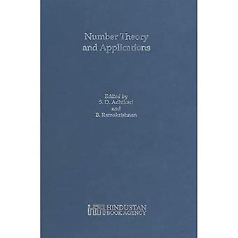 Number Theory and Applications: Proceedings of the International Conferences on Number Theory and Cryptography