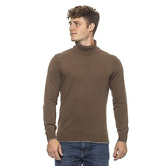 Conte of Florence D K. B R O W N Sweater