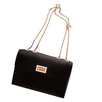 Donna spalla piccola clutch di lusso cintura lettera portafoglio cellulare messenger bag