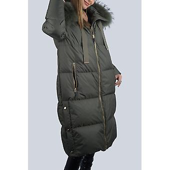 Kaki Sam-rone Women's Down jacket