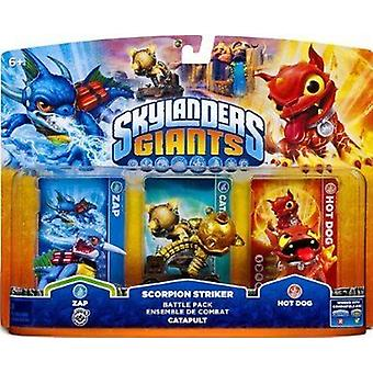 Skylanders GIANTS Battle pack - SCORPION STRIKER