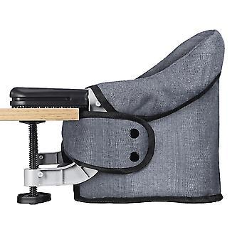 Hot Baby Høy stol Sete Baby Fôring Bord Og Stol's Multi-funksjon Portable