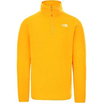 Les sweatshirts d'hiver universels North Face 100 Glacier 14 Zip T92UAR56P