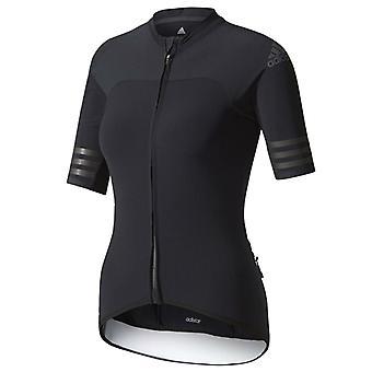 Adidas Womens Adistar Engineered Woven Shirt Training Gym Top AZ9187