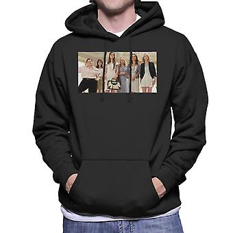 Bridesmaids Whole Bridal Party Men's Hooded Sweatshirt