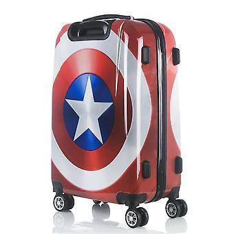 Captain America Suitcase Luggage