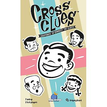 Cross Clues Board Game