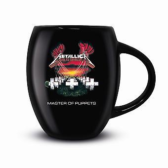 Metallica Master Of Puppets Mok