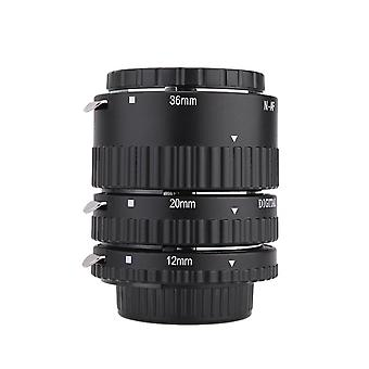 Meike luxe n af1 electronic mount auto focus macro extension tube set ring for nikon d7100 d7000