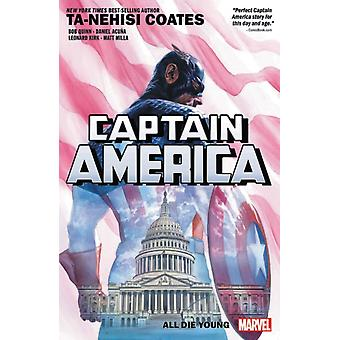Captain America By Tanehisi Coates Vol. 4 by TaNehisi Coates