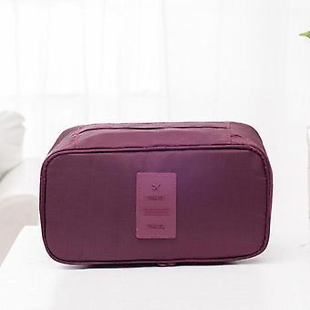 Travel Storage Dividers Box Bag Socks Briefs Cloth Case