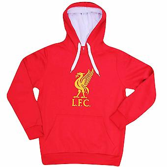 Liverpool FC Unisex Aikuisten Crest Huppari