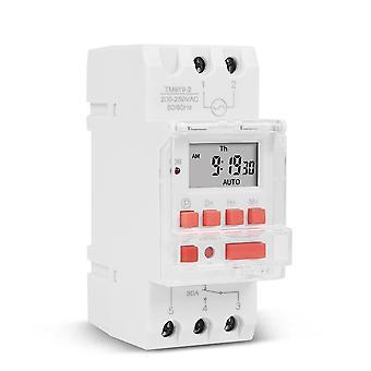 Commutateur numérique de temps de charge lourde pour le chargement d'éclairage led on/off