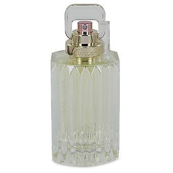 Cartier Carat Eau De Parfum Spray (Tester) de Cartier 3,3 oz Eau De Parfum Spray