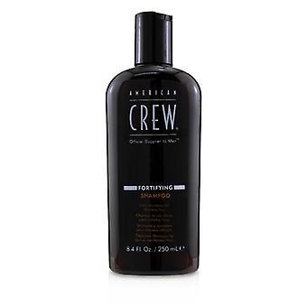 アメリカの乗組員男性強化シャンプー(薄毛のための毎日のシャンプー)250ml / 8.4オンス
