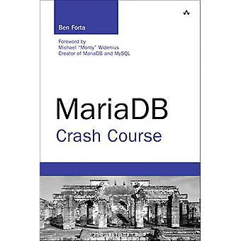 MariaDB Crash Course by Ben Forta - 9780321799944 Book