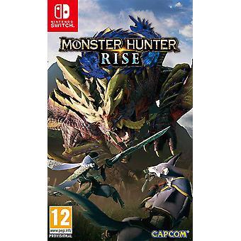 Monster Hunter Rise Nintendo Vaihda peli