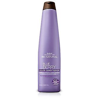 Be Natural Blueberry Silver Conditioner 350 ml