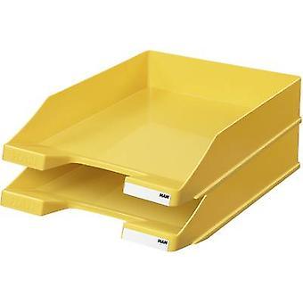 HAN 1027-X-15 KLASSIK Letter tray A4, C4 Yellow 1 pc(s)