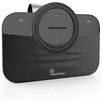 HanFei Freisprecheinrichtung B-PRO 2B Bluetooth Freisprechanlage mit Licht und automatikm
