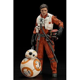 Star Wars Poe Dameron & Bb-8 Two Pack USA import