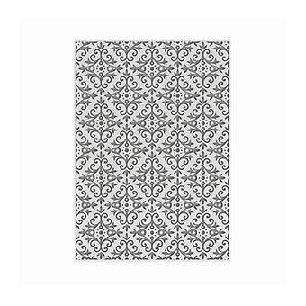 Couture Creations 5x7 tums prägningsmapp - Trädgårdsram