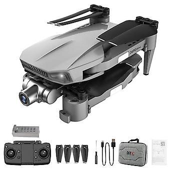 L106 pro uusi gps drone kamera 5g wifi fpv drones harjaton moottori taitettava rc quadcopter 4k ammatillinen dron lelut