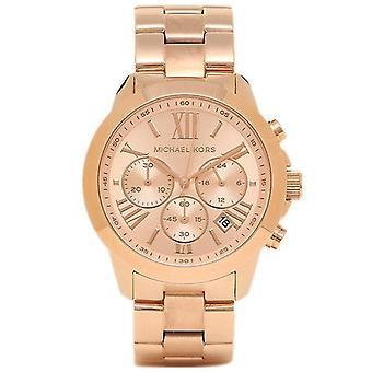 Michael Kors Orologio Cronografo Donna colore Oro Rosa MK5778