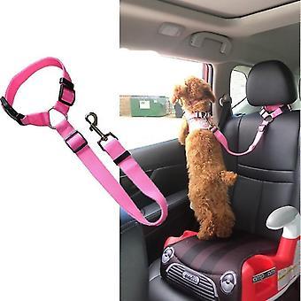 Koiran auton turvavyö, lyijytaskovaljaat pienille koirille