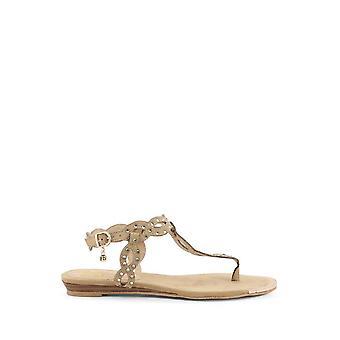 Roccobarocco - Shoes - Flip Flops - RBSC0M403CAM-BEIGE - Women - tan - EU 35