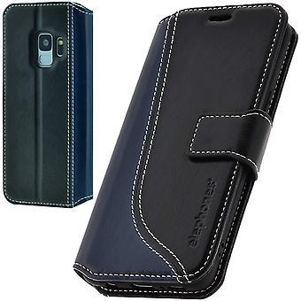 FengChun Handyhülle für Samsung Galaxy S9 Hülle - Kompatibel mit Galaxy S9 Schutzhülle Handy-Tasche