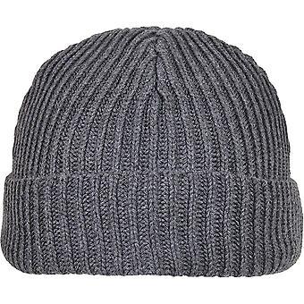 Cotton Addict Fisherman Recycled Yarn Trendy Beanie Hat