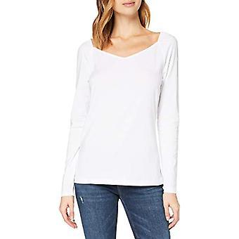 edc by Esprit 110CC1K324 T-Shirt, 100/white, XXS Women