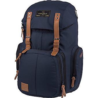 Nitro Snowboards 2018 Casual Backpack, 55 cm, 42 liters, Blue (Indigo)