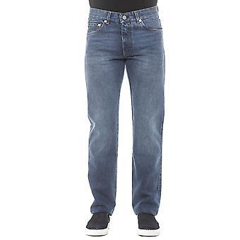 Mäns blå miljardär Jeans