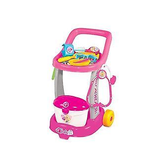 Barbie Doctor Service Cart