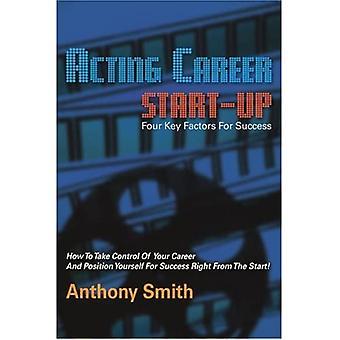 Acting Career Start-Up