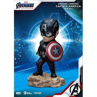 Avengers: Endgame Mini Muna Hyökkäyshahmo Captain America 7 cm