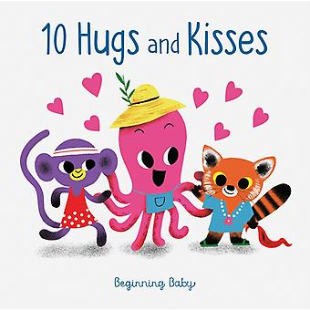 10 Hugs and Kisses by Created by Chronicle Books