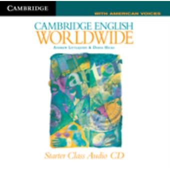 Cambridge English Worldwide Class Audio CD with American Voices by Diana Hicks Andrew Littlejohn
