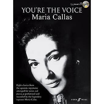 Youre The Voice Maria Callas by By artist Maria Callas