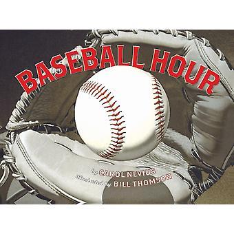 Carol Nevius & Illustratedin baseball-tunti, kirjoittanut Bill Thomson