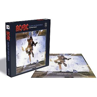 AC/DC Blow Up Your Video Jigsaw Puzzle (500 Pieces)