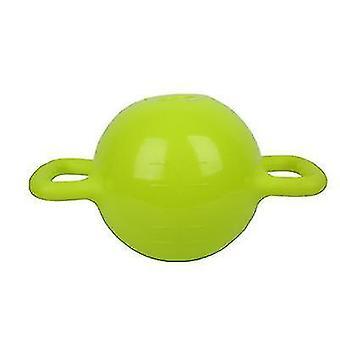 équipement portable kettlebell yoga fitness, peut augmenter le poids en injectant de l'eau (vert)
