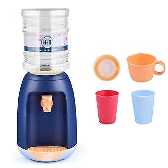 Mini Water Dispenser With 3 Cup For Children Kid Cute Water Juice Drinking Fountain Simulation