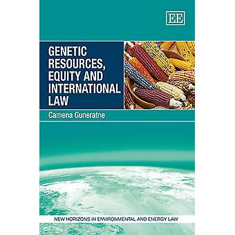 Genetic Resources Equity and International Law